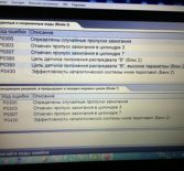 Диагностический код ошибки P0300