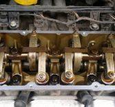 Регулировка клапанов Renault Logan