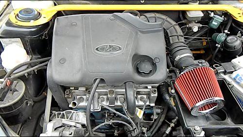 мотор Лада
