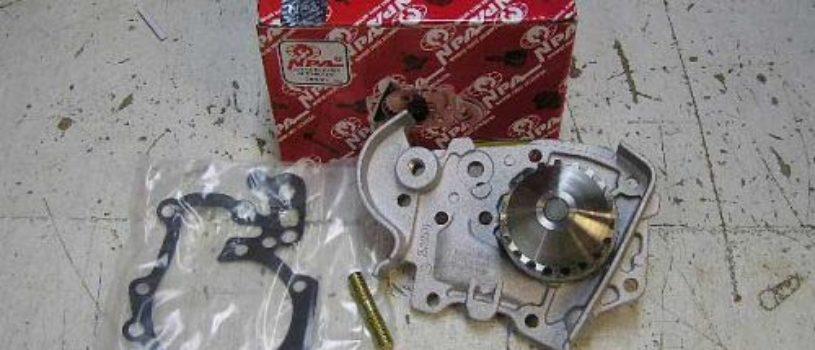 Замена помпы на Рено Логан с 8-клапанным ДВС объемом 1.4 л и 1.6 л