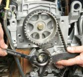 Когда и как менять ремень ГРМ Рено Логан с 8-клапанным ДВС