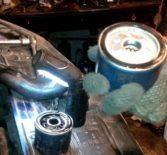 Замена моторного масла и фильтра на Рено Дастер