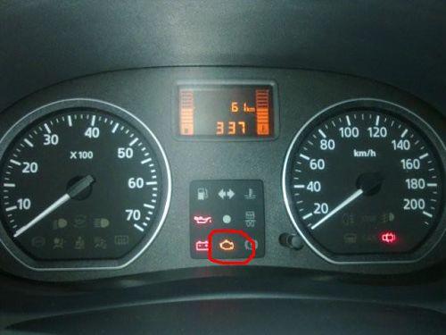 индикатор «Chek Engine»