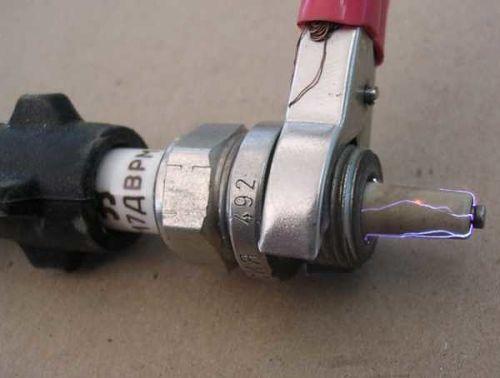проверка катушки зажигания