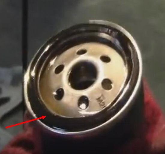 масляный фильтр Renault Logan