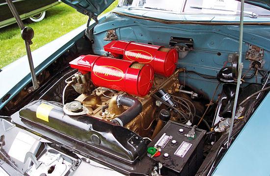 Как повысить мощность двигателя