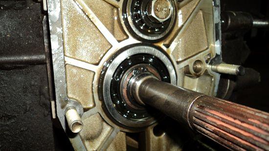 Как заменить подшипник коленвала ВАЗ 2101-2107