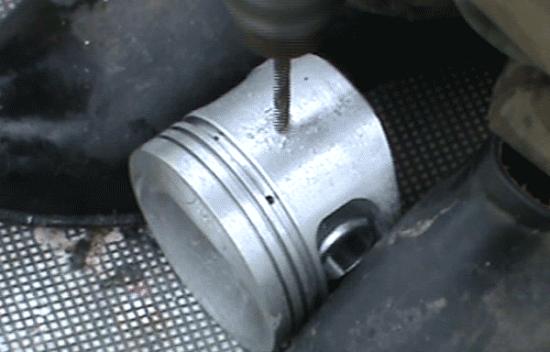 Установка поршневых колец на ВАЗы, моделей от 2108 до 2115