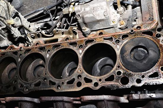 Defektovka bloka tsilindrov opt - Стучит шатун в двигателе что делать