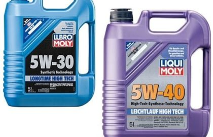 В чем отличие масла 5w30 от 5w40?