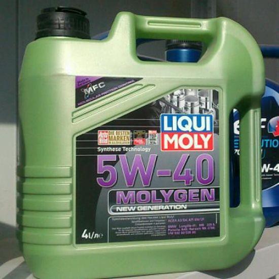 Моторное масло LIQUI MOLY Molygen New Generation 5W-30