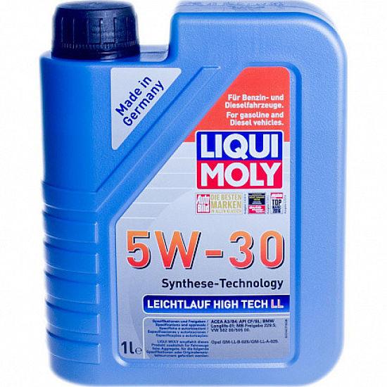 смазка Liqui Moly Leichtlauf High Tech LL 5W-30