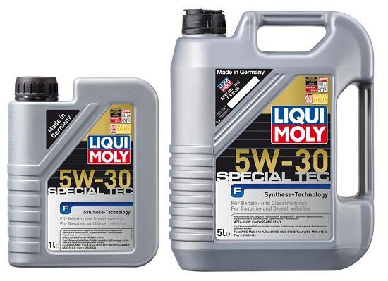 смазка Liqui Moly Special Tec F 5W-30