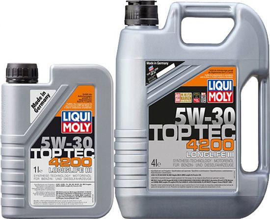 Liqui Moly Top Tec 4200 5W-30