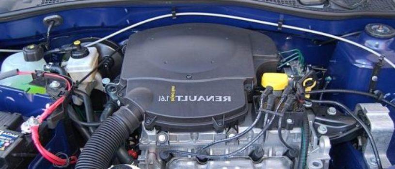 Датчики двигателя Рено К4М 1.6 16V