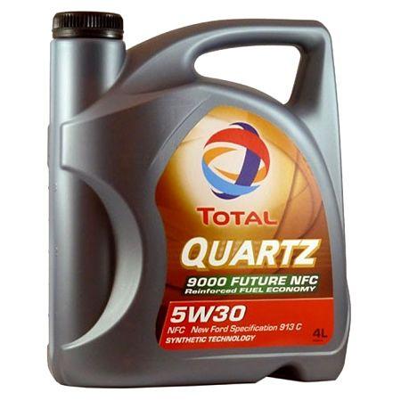 Quartz 9000 от Total