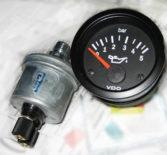 Датчик давления масла в двигателе