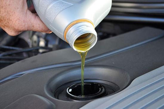 меняем масло
